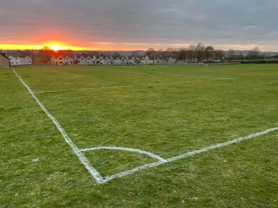 UH football pitch